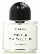 Byredo | Парфюмерная вода - Mister Marvelous, 50ml | Clouty