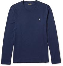 POLO RALPH LAUREN | Cotton-jersey T-shirt | Clouty