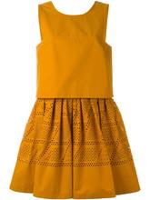 FENDI   платье без рукавов Fendi   Clouty