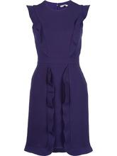 FENDI   платье с рюшами Fendi   Clouty