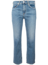 RAG & BONE | укороченные джинсы прямого кроя Rag & Bone /Jean | Clouty