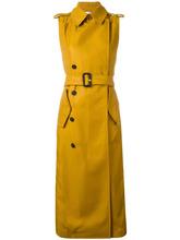 Victoria Beckham | пальто-тренч без рукавов Victoria Beckham | Clouty