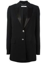 GIVENCHY | удлиненный пиджак с заостренными лацканами Givenchy | Clouty