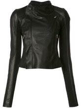 RICK OWENS | приталенная куртка на молнии Rick Owens | Clouty
