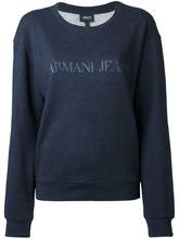 Armani Jeans | толстовка с принтом логотипа Armani Jeans | Clouty