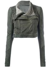 RICK OWENS | байкерская куртка с потайной молнией Rick Owens | Clouty