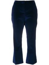 Altuzarra | укороченные расклешенные брюки Altuzarra | Clouty