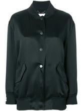 FENDI   куртка-бомбер с рисунком с логотипом сзади Fendi   Clouty