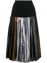 CHRISTOPHER KANE | плиссированная юбка миди Christopher Kane | Clouty