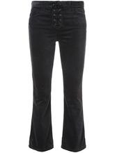 AG Jeans | укороченные брюки со шнуровкой 'Jodi' Ag Jeans | Clouty