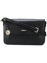 DKNY | сумка на плечо с клапаном  DKNY | Clouty