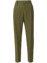 Forte Forte | укороченные плиссированные брюки Forte Forte | Clouty