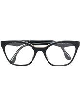 "PRADA | очки с оправой ""кошачий глаз"" Prada Eyewear | Clouty"