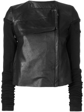 RICK OWENS | приталенная куртка Rick Owens | Clouty