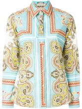 Etro   рубашка с длинными рукавами с принтом Etro   Clouty