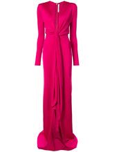GIVENCHY | вечернее платье со слегка завышенной талией Givenchy | Clouty