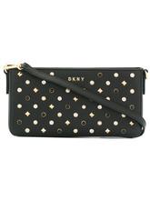 DKNY | сумка на плечо с заклепками DKNY | Clouty