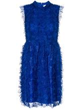 GIVENCHY | кружевное платье без рукавов с оборкой  Givenchy | Clouty