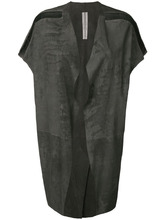 RICK OWENS | bar panelled coat Rick Owens | Clouty
