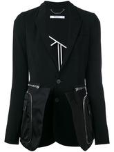 GIVENCHY | классический пиджак с молниями Givenchy | Clouty