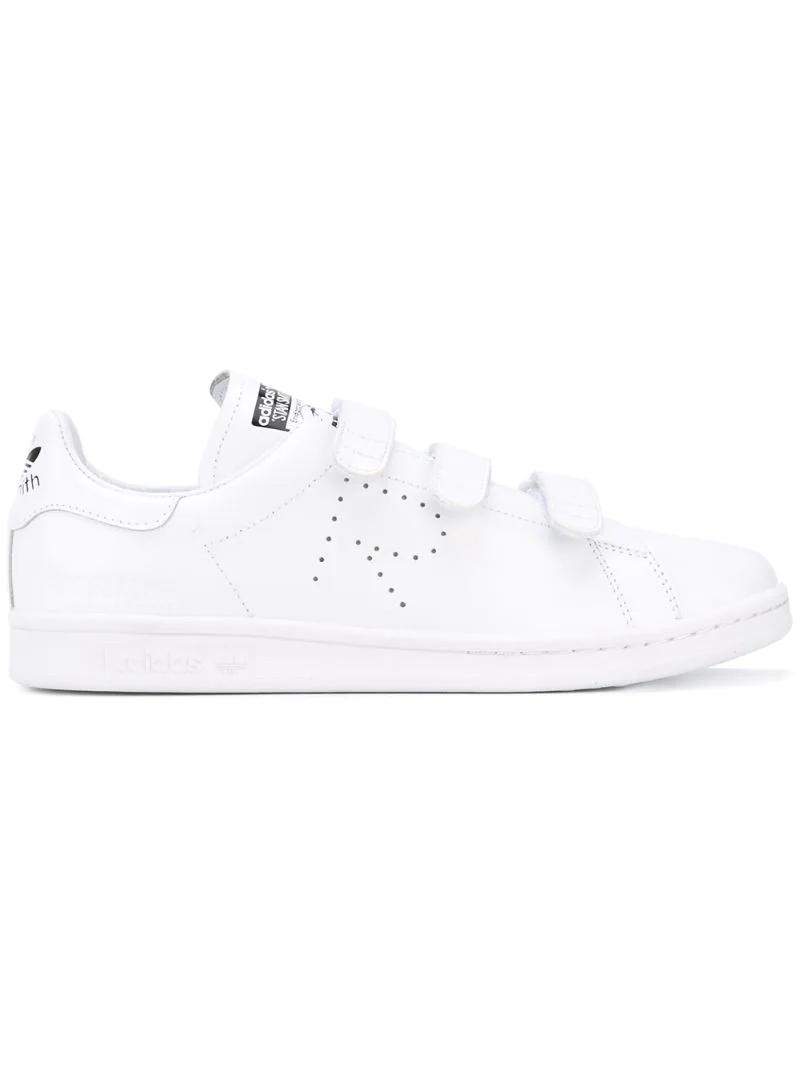 f313d5369b8d adidas by Raf Simons   Белый кеды на липучках Adidas By Raf Simons   Clouty  ...