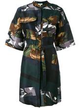 KENZO | платье-рубашка 'Broken Camo' Kenzo | Clouty