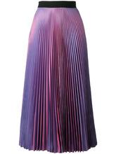CHRISTOPHER KANE | плиссированная юбка из тафты Christopher Kane | Clouty