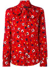 Marc Jacobs | блузка с цветочным принтом Marc Jacobs | Clouty
