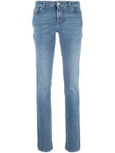 GIVENCHY | джинсы скинни с нашитыми звездами Givenchy | Clouty