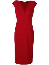 Tom Ford   узкое платье с панельным дизайном Tom Ford   Clouty