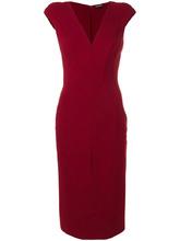 Tom Ford   приталенное платье без рукавов  Tom Ford   Clouty
