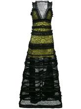 GIVENCHY | платье с кружевной отделкой Givenchy | Clouty