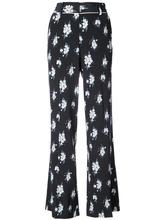 Derek Lam 10 Crosby | пижамные брюки с принтом Derek Lam 10 Crosby | Clouty