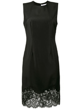 GIVENCHY | платье без рукавов с кружевной отделкой Givenchy | Clouty