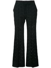 Chloé   ажурные брюки Chloe   Clouty