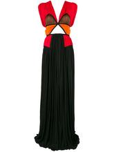 "GIVENCHY | платье-шифт дизайна ""колор-блок"" Givenchy | Clouty"