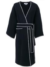 Loewe   пальто с накладными карманами Loewe   Clouty