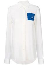 Loewe   рубашка с карманом  Loewe   Clouty