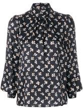 Marc Jacobs | блузка с узором Marc Jacobs | Clouty