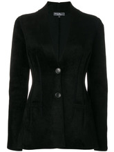 SALVATORE FERRAGAMO | приталенная однобортная куртка Salvatore Ferragamo | Clouty