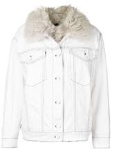 Alexander Wang | джинсовая куртка  Alexander Wang | Clouty