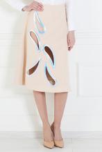 CHRISTOPHER KANE | Шерстяная юбка | Clouty