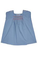 Caramel Baby & Child | Платье с отделкой | Clouty
