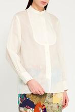 GUCCI | Свободная белая блузка | Clouty