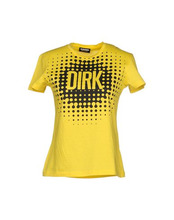 Dirk Bikkembergs   DIRK BIKKEMBERGS Футболка Женщинам   Clouty
