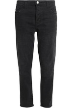 Current/Elliott | Current/elliott Woman High-rise Skinny-leg Jeans Black Size 30 | Clouty