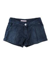 Blukids | MISS BLUMARINE Джинсовые шорты Детям | Clouty