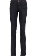 AG Jeans | Ag Jeans Woman Mid-rise Skinny Jeans Black Size 25 | Clouty