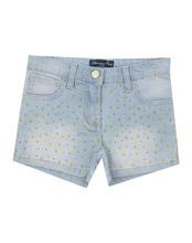 Blukids | MISS BLUMARINE JEANS Джинсовые шорты Детям | Clouty