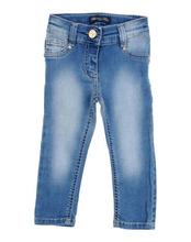 Blukids | MISS BLUMARINE JEANS Джинсовые брюки Детям | Clouty